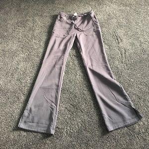 Pants - Grey scrub pants