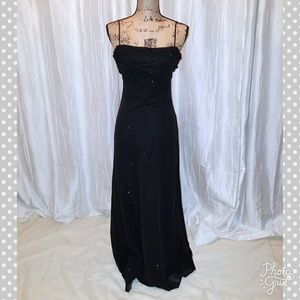 Sparkling gown, spaghetti strap - MAKE AN OFFER!