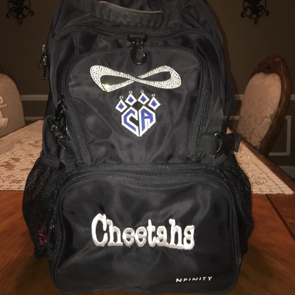 collection light newfoundland cheer music teal nl princess nfinity corner backpacks backpack infinity canada dance and product