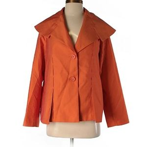 Orange Swing Jacket