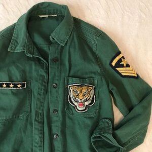 🔥SALE🔥Army Shirt Jacket