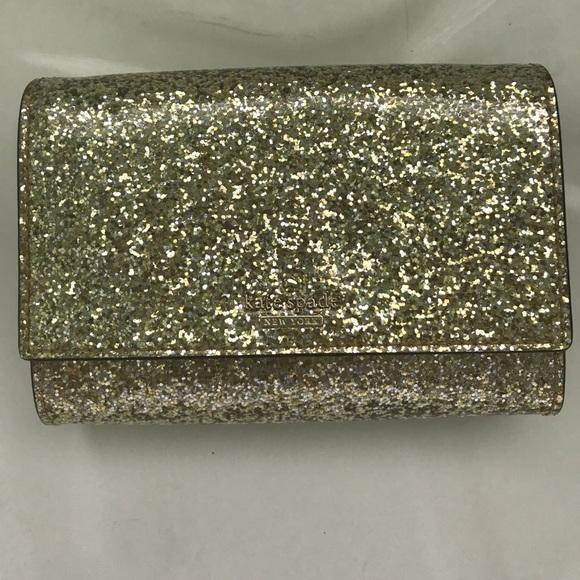 8a65ac88f kate spade Bags   New York Glitter Bug Cami Mini Bag   Poshmark