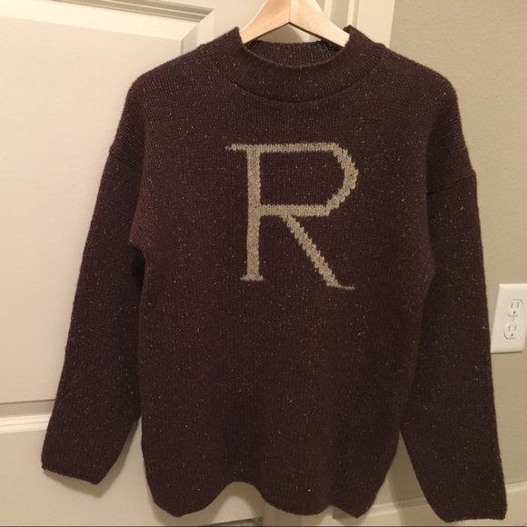 authentic ron christmas sweater harry potter