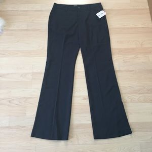CAbi Bossy Trousers Grey Size 10 Tall