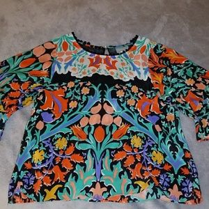 Anthropologie  blouse size 6