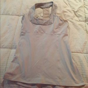 Lulu Lemon Scoop Neck Tank