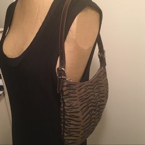 9f9f36854483 Fendi Bags - FENDI Med Animal print shoulder bag