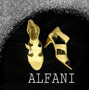 ALFANI HEELS