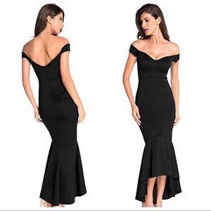 Dresses & Skirts - Sexy Off the Shoulder Mermaid Dress   S-XXL