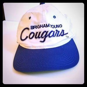 Accessories - Cougars BYU Baseball Cap 291a0b4f365