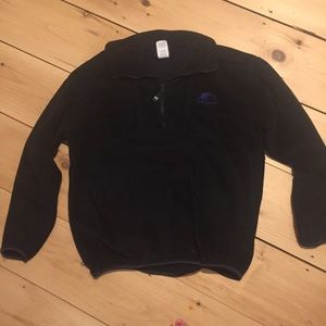 HELLY HANSEN Men's Fleece Coat Size XL Full Zip