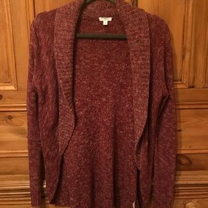 Maroon Sweater from Nordstrom