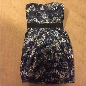 3ca9177dc60a7 Max & Cleo Dresses | Flattering Max And Cleo Strapless Dress | Poshmark