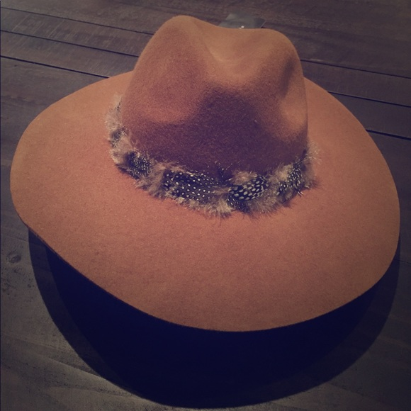 6e4aceac Zara Accessories | Boho Floppy Hat | Poshmark