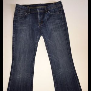 Citizens of Humanity Size 29 Stretch Flare Jeans