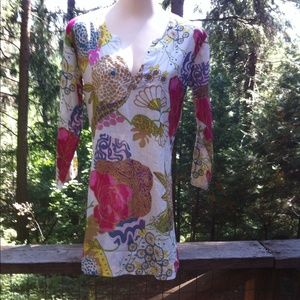 Tops - Indian cotton tunic