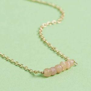 Jewelry - Mystic Bar Necklace