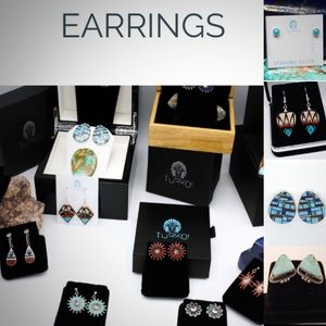 Jewelry - Earrings Section➡️➡️➡️