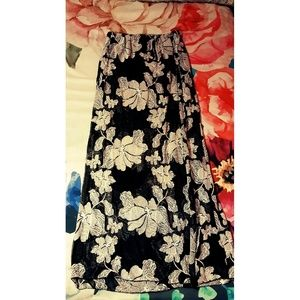 Dresses & Skirts - NWOT floor length skirt