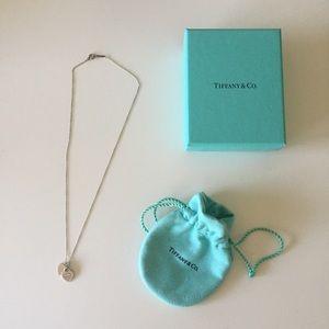 Small Tiffany & Co. Heart Necklace