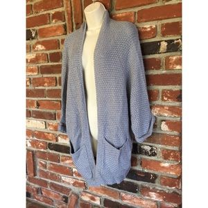 Anthropologie Sparrow Knit Oversized Cardigan XS
