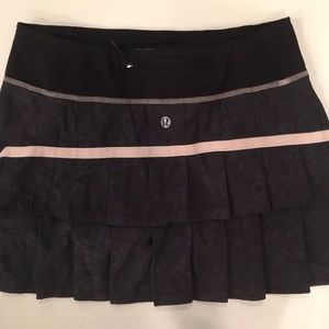 Lululemon Run - Pace Setter Skirt