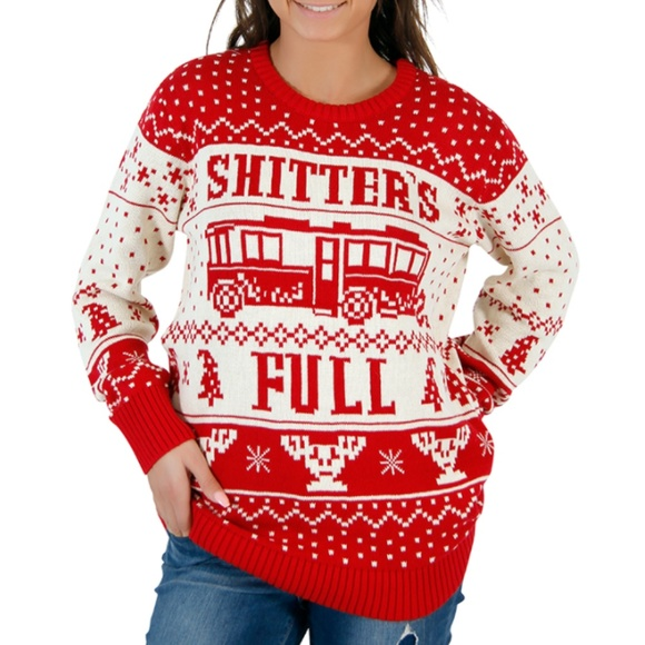 Christmas Vacation Sweaters.National Lampoon S Christmas Vacation Ugly Sweater
