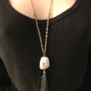 Influence Statement Necklace