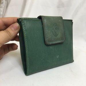 Vintage 70's calf skin wallet