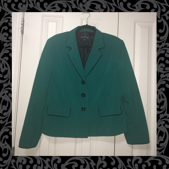 Jackets & Blazers - Gorgeous Teal Suit Jacket