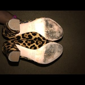 J. Crew Shoes - J. Crew Etta Pumps in Leopard Calf Hair