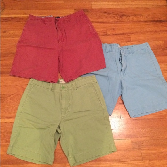 J. Crew Other - Men's J Crew, Club Room, and Polo khaki shorts.
