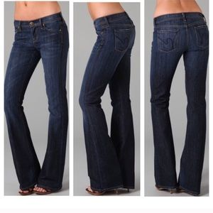 NWOT Citizens of Humanity Ingrid Low Waist Flare