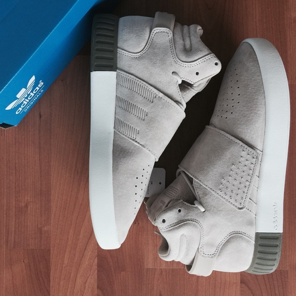 lowest price promo code authentic New Infant/toddler's Adidas Tubular Invader Strap NWT