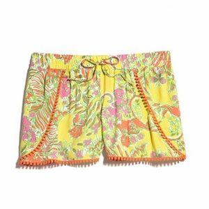 Lilly for Target Pom Pom Shorts