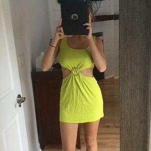 Nasty gal Citron 60s inspired mini dress