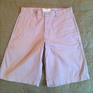 Men's grey shorts size 32