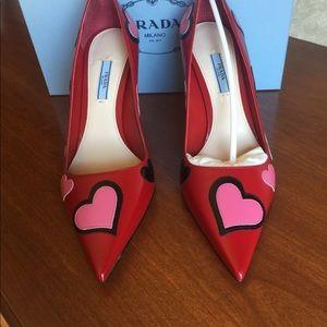 Women's Prada Shoes - Heels - on Poshmark - 웹