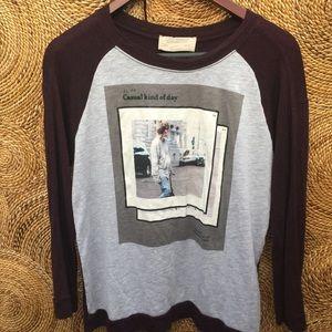 •ZARA• Long Sleeved Shirt