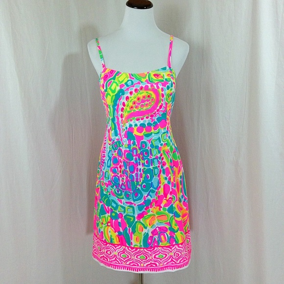 24c2e04b035b74 Lilly Pulitzer Dresses | Shelli Dress Come Out Of Your Shell | Poshmark