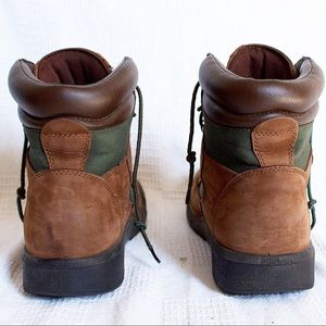 Negro Tamaño De Botas Timberland 11,5