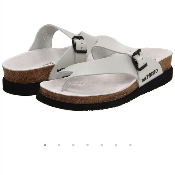 Sandals, BIRKENSTOCK, MEPHISTO, ALLROUNDER