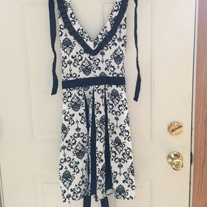 Other - NWOT Adorable black and white apron!