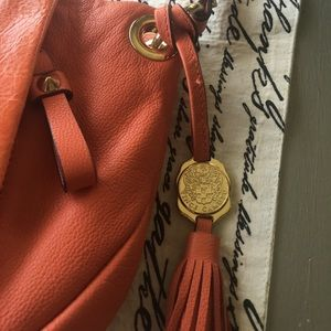 Vince Camuto Bags - Vince Camuto Orange Crossbody