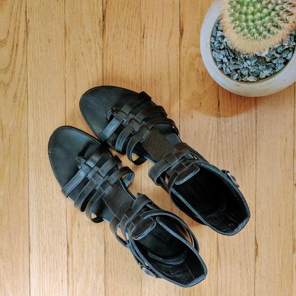 3c045e80c1dd All Saints Shoes - AllSaints Gladiator Sandals