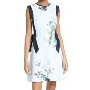 Ted Baker Sipnela A Line Dress Sz 1(US 2-4)