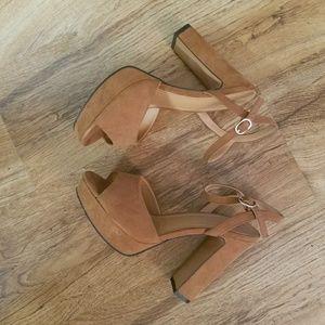 H&M Chunky Heel