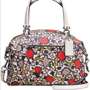 🔥exclusive designAuthentic Prairie satchel floral