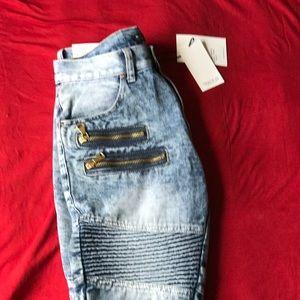 16254beb03 PCX CLOTHING Shorts - Brand new Track 23 SKINNY FIT SIZE 32 MENS SHORTS!