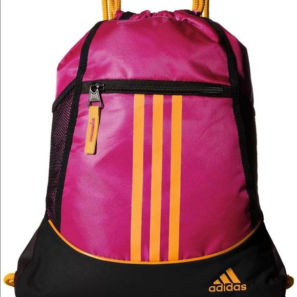 Adidas alliance backpack bag 93cad5d23c69d